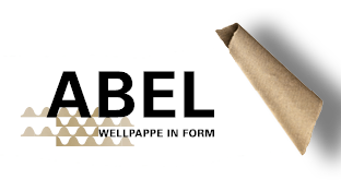 Abel-Wellpappe in Form